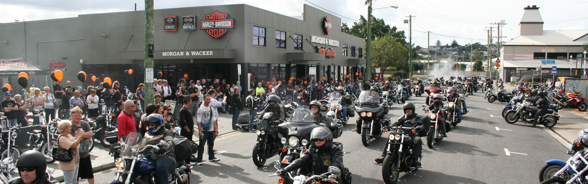 Brisbane Harley Owners Group
