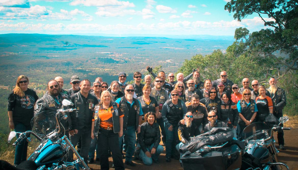 Join Brisbane HOG